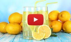 Recette de la limonade maison
