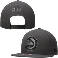 the best attitude 86957 97579 Men s Atlanta Hawks New Era Graphite GCP 9FIFTY Snapback Adjustable Hat,  Price   29.99 https