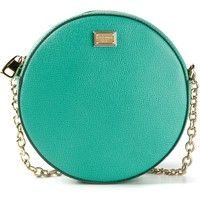 DOLCE & GABBANA circular shoulder bag