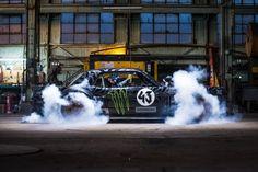 Drift Performance by Ken Block