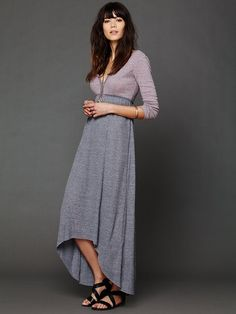 Free People Got You Hooked Maxi, £78.00