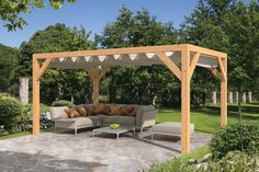 A pergola gives a secluded region and shade in the summertime. A pergola is something which will fall in that category. Then pergola is a superb choice. There's nothing quite like a gorgeous, modern-day pergola in order to add value… Continue Reading → Diy Pergola, Pergola Metal, Small Pergola, Pergola Canopy, Canopy Outdoor, Outdoor Pergola, Pergola With Roof, Pergola Attached To House, Wooden Pergola