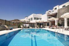 Mykonos Hotels, Pelican Bay Art Hotel | travelovergreece