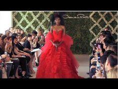 Nice Wedding - Oscar de la Renta Bridal Show 2013: Decadent Wedding Dresses!