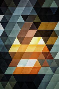 gyld^pyrymyd Stretched Canvas