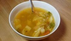Sigue esta dieta de la sopa quemagrasas 7 días como plan de choque tomando caldo depurativo durante una semana. Empieza la dieta de adelgazamiento