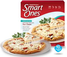 Four Cheese Pizza - Weight Watchers® Smart Ones®