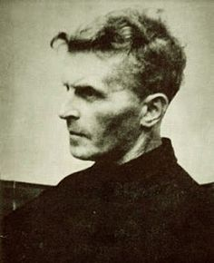 """The aim of philosophy is the logical clarification of thoughts. Philosophy is not a theory but an activity. """"Ludwig Wittgenstein, Tractatus Logico-Philosophicus, prop. 4.112."""