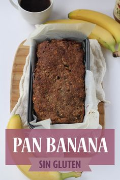 Sin Gluten, Banana Bread, Seeds, Desserts, Food, Glutenfree, Tailgate Desserts, Gluten Free, Dessert