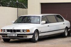 BMW E32 Limousine