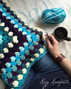 """""""I begin with an idea and then it becomes something else."""" - Pablo Picasso. A beautiful metaphor for life and all processes creative and otherwise. #kozykomforts #leduc #alberta #handmadeisbetter #crochetersofinstagram #crochet #yarn #grannystitch #vintage #oldsoul #timeless #creativity #inspireothers #coffee #inspireothers #qotd #createthethingsyouwishexisted #picasso by kozykomforts"""