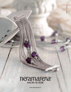 Advertising: Neramarena silver jewelry