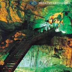 Did you know? Borra Caves are the deepest and Largest Caves in India. Inside the caves, a small cave serves a temple with a naturally formed Shivalinga.   Plan for your peace with BreathtakingIndia!    https://breathtakingindia.com/SpotLightDestinations.aspx?DestinationId=5b9a2ea8-6285-465a-9839-ac19cc48f37a&Name=Araku%20Valley  #BreathTakingIndia #travel #travelling #destination #adventure #travelpics #travelrental #familytravel #world #instatravel #vacationtime #fun #enjoy #friends…