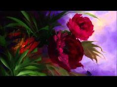 ▶ Gary Jenkins 'LA BELLEZZA DEL DIPINTO A OLIO - YouTube