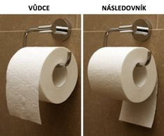 What is the link between the way you place toilet paper and your financial gains? Well, this custom betrays aspects of your personality and, implicitly, factors that determine how much money you can make.