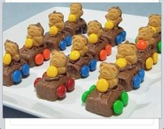 Teddy Graham Racers