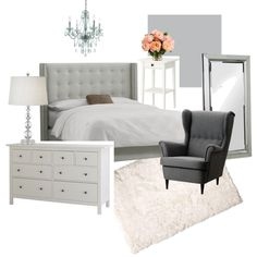 Our Master Bedroom Plans- Grey, White & Cosey