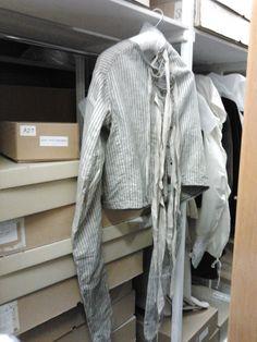 straight jacket... freaky!!