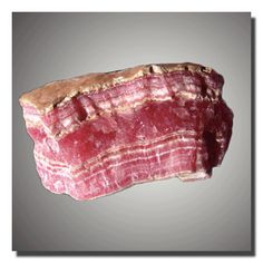 Rhodochrosite is also referred to as Raspberry Spar, Manganese Spar, and most notably as Inca Rose (Rosa del Inca or Rosinca), as the Incas believed Rhodochrosite was the blood of their ancestral rulers turned to stone. It is the National Gemstone of Argentina, where some of the most important deposits are mined, and is the State Mineral of Colorado, USA, where the Sweet Home Mine near Alma and nearby localities produce some of the rarest and most beautiful red Rhodochrosite in the world…