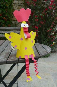 DIY Ostern Ideen - DIY Ostern Ideen The Effective Pictures We Offer You About paper crafts A quality picture can tell - Easter Crafts, Kids Crafts, Diy And Crafts, Arts And Crafts, Easter Ideas, Decor Crafts, Spring Crafts For Kids, Projects For Kids, Diy For Kids