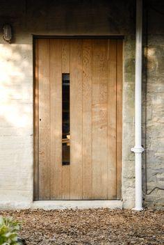 Oak door Decor, Outdoor Decor, Garage Doors, Home Decor, Oak Doors, Oak, Exterior, Furniture Design, Doors