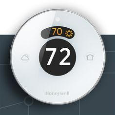 Introducing the Lyric thermostat from Honeywell: Comfort. Savings. Life. Perfectly in tune.