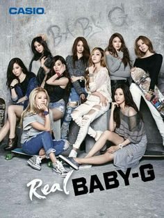 SNSD ★ Girl Generation - Baby G
