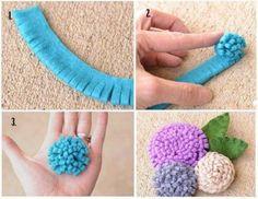 Flores de papel fáciles de hacer | Aprender manualidades es facilisimo.com