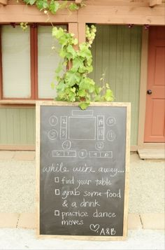 Ruffled® | See ads - 2 Chalkboard Signs (can be purchased together or individually) - Signs