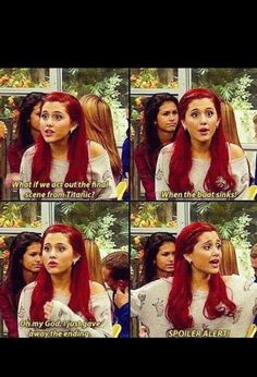 Ariana Grande <3thats so what I would do!!!<3