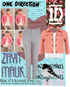 """ZAYN MALIK !!!"" by vampirelover7100 ❤ liked on Polyvore"
