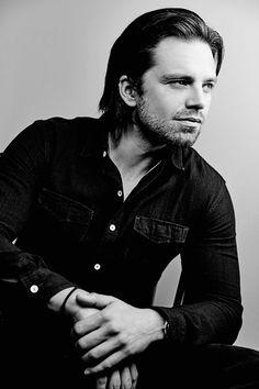 Sebastian Stan: My Romanian Teddy Bear!