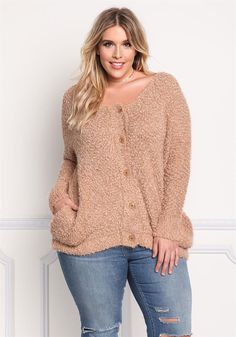 Looking for a great Hi Lo Sweater? This She and Sky Hi Lo Cuff Sweater comes in multiple colors and is just what you're looking for. Plus Size Sweaters, Cozy Sweaters, Online Fashion Boutique, Boutique Clothing, Size Clothing, Full Figure Fashion, Purple Sweater, Plus Size Lingerie, Sweater Outfits