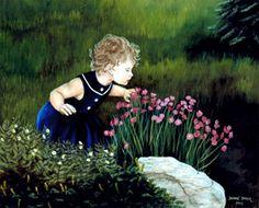 """Maria's Garden"" by Dawn Baker"