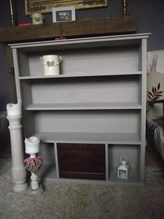 Up cycled bookcase