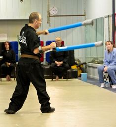Paul Brailer Teaches Criptaedo: Adaptive Martial Arts and Self-Defense for People with Wheelchairs and Disabilities