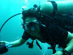 Discover the ocean on a scuba diving expedition with Outward Bound Costa Rica.