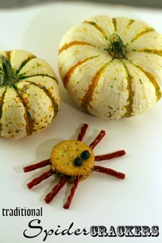traditional spider crackers