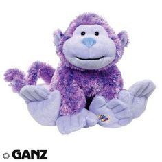 webkinz plush | Webkinz Plush Stuffed Animal Sugarplum Cheeky Monkey discount. Click ...