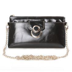 Carteras originales de marca para mujeres Pequeña bolso de clutch con cadena baratos