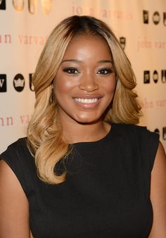 The young and in charge, beautiful Ms. KeKe Palmer is now the host of her own television show on BET! To be so young and so gifted, KeKe Palmer has proven that success has NO age limit and she can do what the experienced people do and WELL! Cheap Human Hair Wigs, Human Wigs, Divas, Natural Hair Styles, Short Hair Styles, Teen Hairstyles, Birthday Hairstyles, Weave Hairstyles, Nude Lipstick