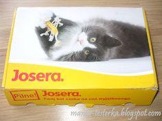 mama-testerka: Josera...