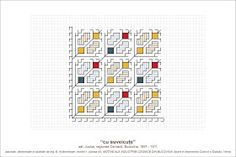 Semne Cusute: MOTIVE: cu suveicute (P43, M1) Folk Embroidery, Romania, Blackwork, Diy And Crafts, Coding, Blouse, Art, Bedding, Circuit