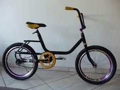 Bicicletaria Tribos: monareta 76 aro 20 Personalizada.
