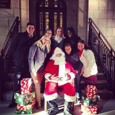 Santa's at BC! | Repinned from maalvarado