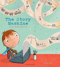 Review: The Story Machine - Kids Book Review