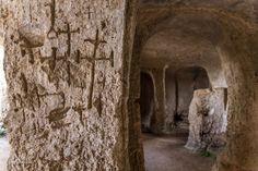 Madonna delle tre porte | Matera, Murgia 2013