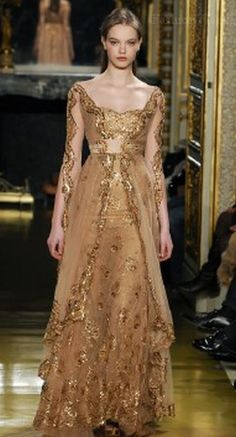 1001 fashion trends for 2012 and Zuhair Murad Haute Couture Dresses Spring. - 1001 fashion trends for 2012 and Zuhair Murad Haute Couture Dresses Spring… 1001 fashion - Haute Couture Dresses, Couture Fashion, Runway Fashion, High Fashion, Fashion Trends, Net Fashion, Ladies Fashion, Dress Fashion, Fashion Clothes