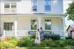 Shady Lane Farm Maine Wedding Photographer New Gloucester Photo / I AM SARAH V…