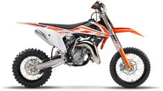 Review of 2017 KTM 65 SX
